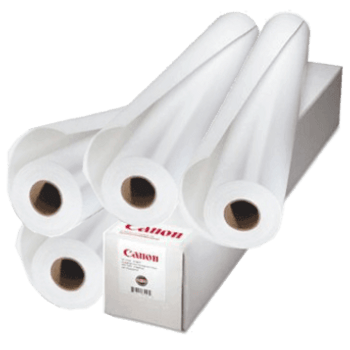 A0 CANON BOND PAPER 80GSM 841MM X 50M BOX OF 4 ROLLS FOR 36-44 TECHNICAL PRINTERS