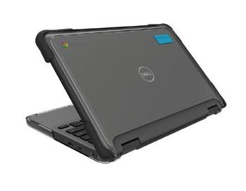 Gumdrop SlimTech rugged case for Dell Chromebook 3100 (2-in-1) - Designed for: Dell Chromebook 3100 (2-in-1)
