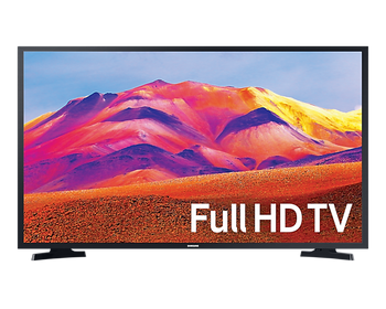"""Samsung T5300 32"""" FHD Smart TV (2020) with HDMI, USB & HDMI Quick Switch (UA32T5300AWXXY)"""
