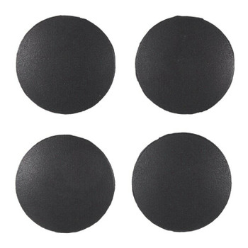 Surface 4x Replacement Rubber Feet - Black for Surface Laptop 3 & 4