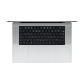 """Apple MacBook Pro 16.2"""" with M1 Pro 10-Core & 16-Core CPU 16GB 512GB - Silver (MK1E3X/A)"""