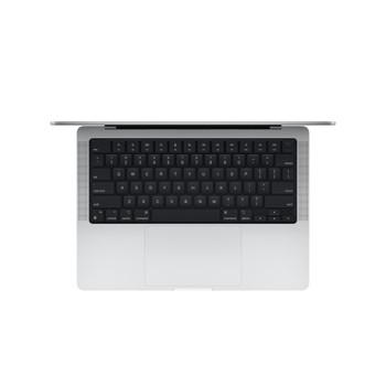 "Apple MacBook Pro 14.2"" with M1 Pro 8-Core & 14-Core CPU 16GB 512GB - Silver (MKGR3X/A)"