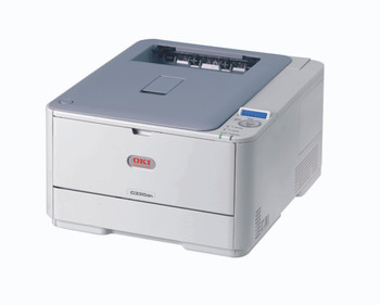 oki c330dn 44346016 refurbished printer