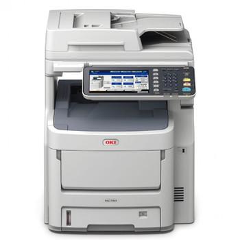 OKI MC770dnfax 34-36ppm A4 Colour Multifunction LED Laser Printer
