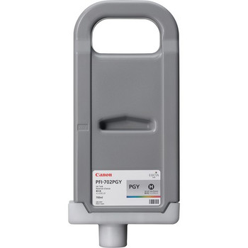 Canon PHOTO GREY INK TANK 700ML FOR CANON IPF8100, 9100 (PFI-702PGY)