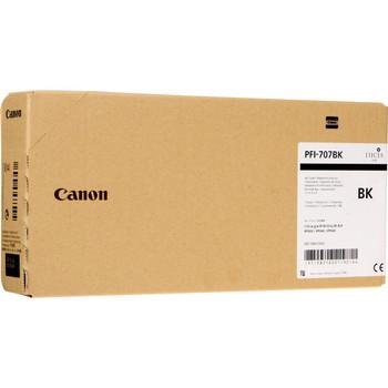 Canon PFI-707BK BLACK INK - 700ML (PFI-707BK)