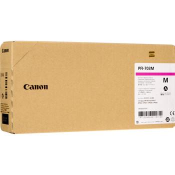 Canon PFI-707M MAGENTA INK - 700ML (PFI-707M)