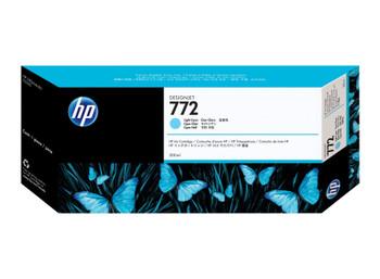 HP 772 300ml Light Cyan DesignJet Ink Cartridge (CN632A)