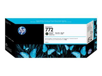 HP 772 300ml Matte Black DesignJet Ink Cartridge (CN635A)