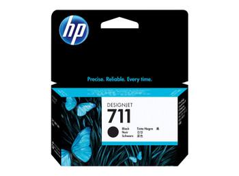 HP 711 38ml Black Ink Cartridge (CZ129A)