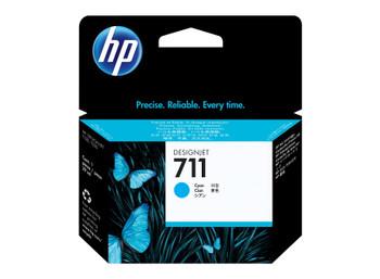 HP 711 29ml Cyan Ink Cartridge (CZ130A)