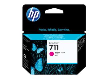 HP 711 29ml Magneta Ink Cartridge (CZ131A)