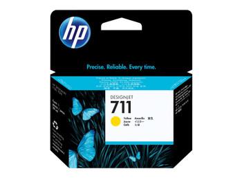 HP 711 29ml Yellow Ink Cartridge (CZ132A)