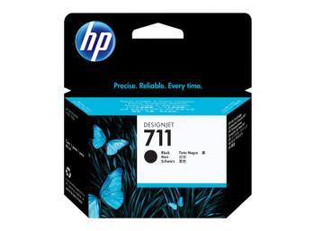 HP 711 80ml Black Ink Cartridge (CZ133A)
