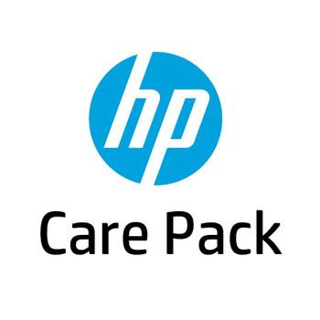 HP 1Y PW NBD W/DMR DSGNJTT2530MFP HWSUPP (U8PN3PE)
