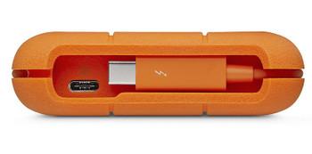 LaCie 2TB RUGGED THUNDERBOLT & USB-C PORTABLE DRIVE