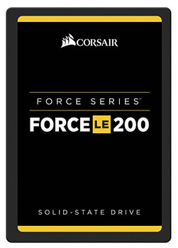Corsair Force Series LE200SSD, SATA 6Gbps 120GB