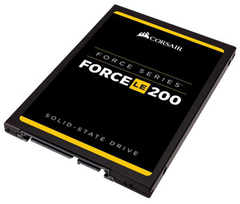 "Corsair Force Series LE200 ,2.5"" 240GB SATA III TLC 7mm Internal Solid State Drive (SSD)"