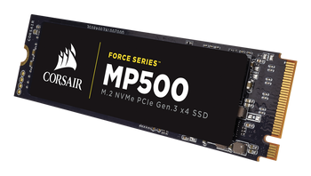 Corsair Force Series MP500 NVMe PCIe 3.0 x 4 M.2 2280 SSD 240GB