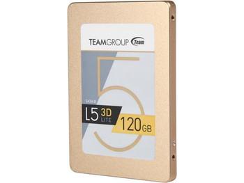 "Team Group L5 LITE 3D 2.5"" 120GB SSD, SATA3 3D NAND"