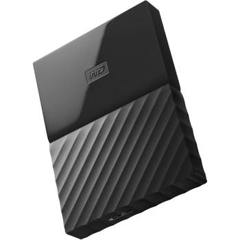 WD My Passport 1TB USB 3.0 Portable Hard Drive - Black