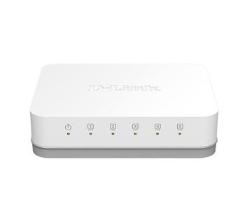 D-Link 5-Port Gigabit Desktop Switch