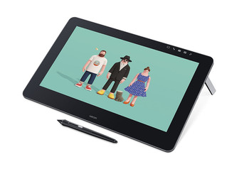 CINTIQ PRO 16in UHD LCD WITH PRO PEN 2