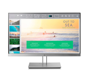 "HP EliteDisplay E233 23"" IPS Monitor, FHD, 5ms, 1920x1080, 3 Yrs Wty"