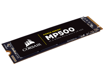 Corsair Force Series MP500 SSD 120GB M.2 2280 NVMe PCIe 3.0 x 4