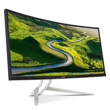 "Acer XR382CQK 38"" Curved Monitor, 75hz, FreeSync, IPS-LED,5ms ,3Yrs Wty"