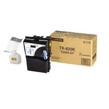 BLACK TONER FOR FS-C8100DN