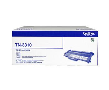 Brother TN-3310 Black Toner Cartridge - 3,000 Page Yield