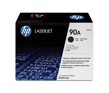 HP 90A (CE390A) LaserJet M4555 Standard Yield Black Toner Cartridge