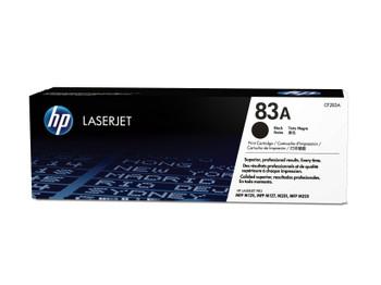 HP 83A (CF283A) LaserJet M125/M127/M201/M225 Standard Yield Black Toner Cartridge