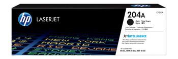 HP 204A Black LaserJet Toner Cartridge (CF510A)