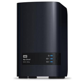 WD My Cloud EX2 Series ULTRA 12TB (BLACK)