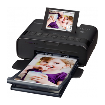 Canon Selphy CP1300 Photo Printer (Black)