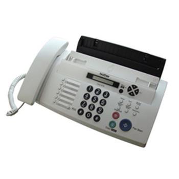 FAX-878 A4 MONO FAX, 1YR RTB 2PPM, 512KB RAM, 30 SHEET DUET, REDIAL, HANDSET
