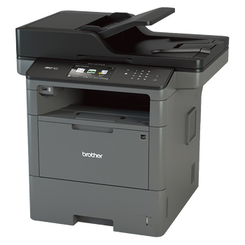 Brother MFC-L6700DW 46ppm A4 Mono Multifunction Laser Printer