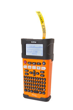 Brother PT-E300VP P-Touch 3.5-18mm Handheld Label Printer