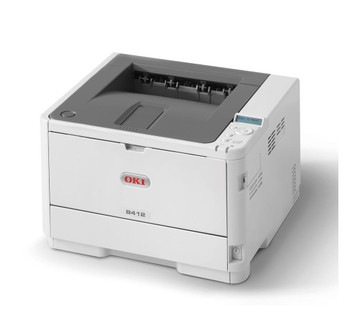 OKI B412dn 33ppm A4 Desktop Mono LED Laser Printer