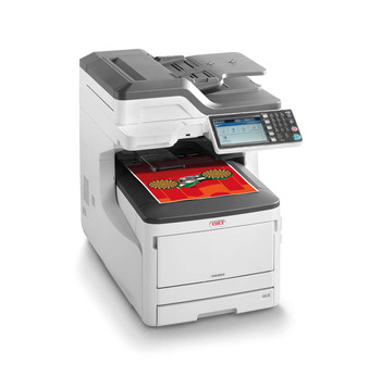 OKI MC853dn 23ppm A3 Colour Multifunction LED Laser Printer
