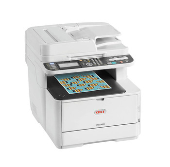 OKI MC363dn 26-30ppm A4 Colour Multifunction LED Laser Printer