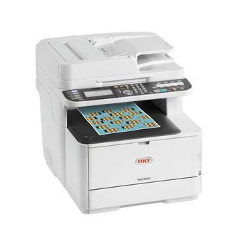 OKI MC363dn 26-30ppm A4 Colour Multifunction LED Laser Printer