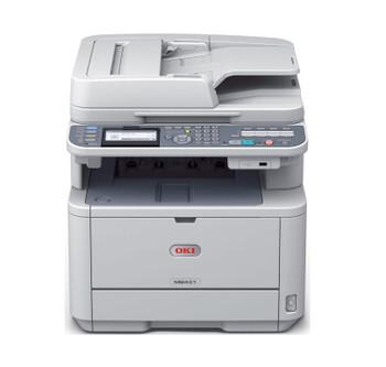 OKI MB451dnw 29ppm A4 Wireless Mono Multifunction Printer