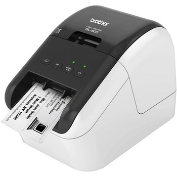 Brother QL-800 Professional Label Printer (148 mm/sec)