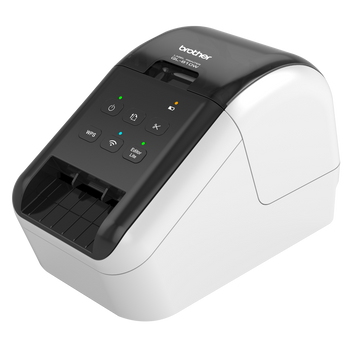 Brother QL-810W Professional Label Printer (176mm/sec)