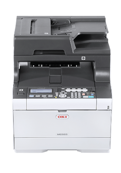 OKI MC563dn 30ppm A4 Colour Multifunction Printer