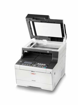 OKI MC563dn 30ppm A4 Colour Multifunction Printer