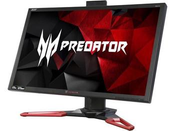 """Acer Predator XB241H 24"""" Monitor G-SYNC, TN-LED, 1920x1080@144Hz, 1ms, 3Yrs Wty"""